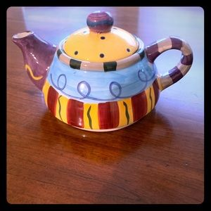 Other - Whimsical tea pot.